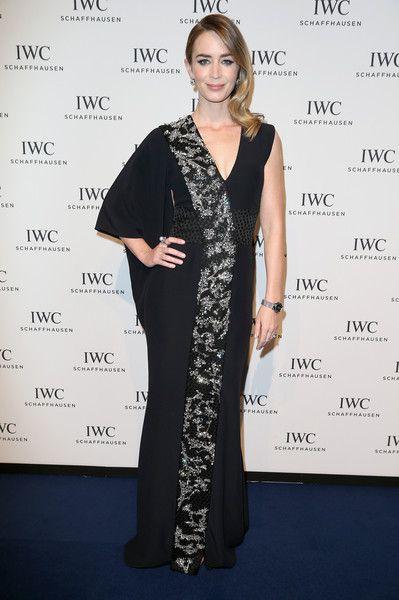 Emily Blunt Photos: IWC Gala Dinner