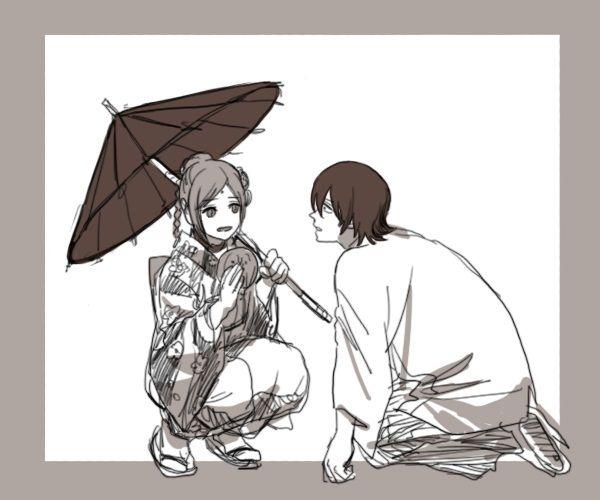 Tama & Yamazaki   Gintama