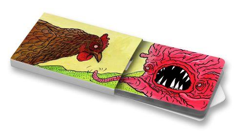 Slepice #ilustration #ilustrace #ChewingGums #žvýkačky #CharityGums #slepice #hen