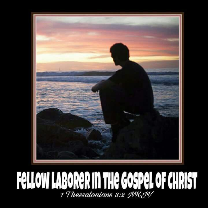"""Fellowship in the Gospel """"…fellow laborer in the gospel of Christ…"""" 1 Thessalonians 3:2  After sanctification, it is difficult to state what your purpose in life is, because God has moved you into His purpose through the Holy Spirit. He is using you now for His purposes throughout the world as He used His Son for the purpose of our salvation. If you seek great things for yourself, thinking, """"God has called me for this and for that,""""… view on wisdomoflifes.blogspot.com"""