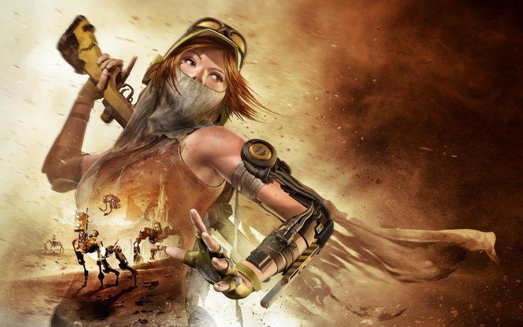 Wallpaper RECORE #RECORE #XboxOne #GC #Gamescom #GCXbox #Games #VideoGames