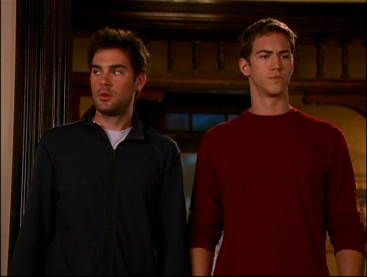 Chris & Wyatt Halliwell (as played by Drew Fuller and Wes Ramsey)