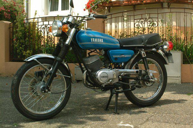 1977 Yamaha 125 RS