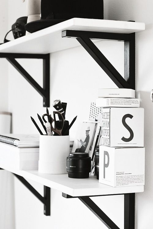High, Medium, & Low: The Best Sources for Wall Mounted Shelving