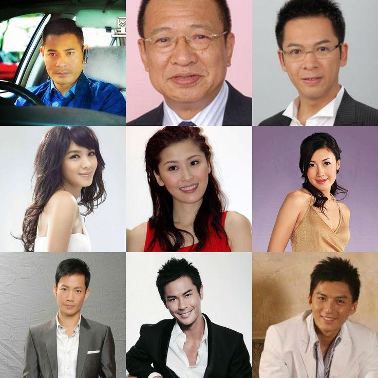 Ben Wong, Benz Hui, Derek Kwok, Ella Koon, Niki Chow, Selena Li, Pierre Ngo, Kevin Cheng, Benjamin Yuen ...