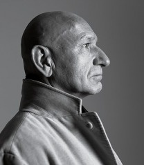 "Sir Ben Kingsley. ""Filming is so much to do with rhythm, as is music, and if it isn't there then you know in the end nobody can save it really, they can't."""