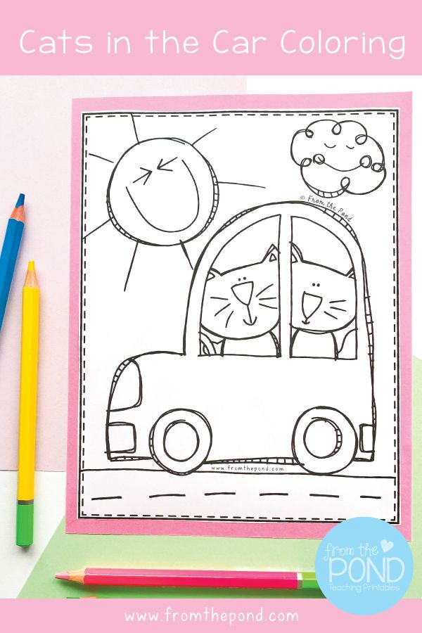 Cat Coloring Page In 2020 Coloring Pages Cat Coloring Page Color