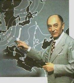 Noi che siamo dell'epoca ....... le previsioni del tempo le faceva solo il Colonnello Bernacca