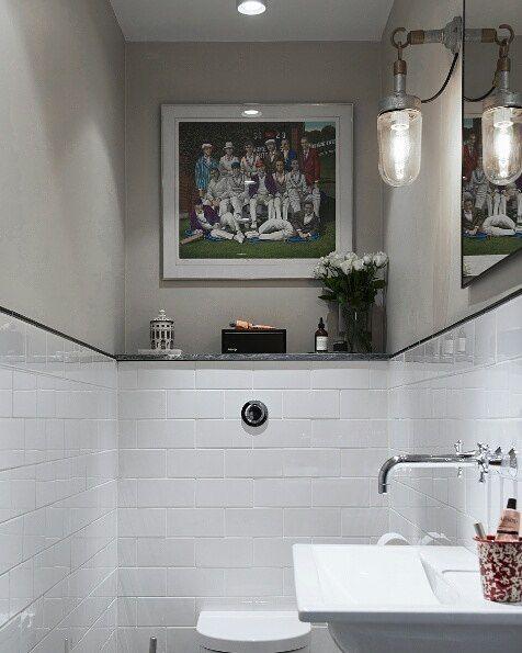 Bildresultat för gäst wc kalkfärg