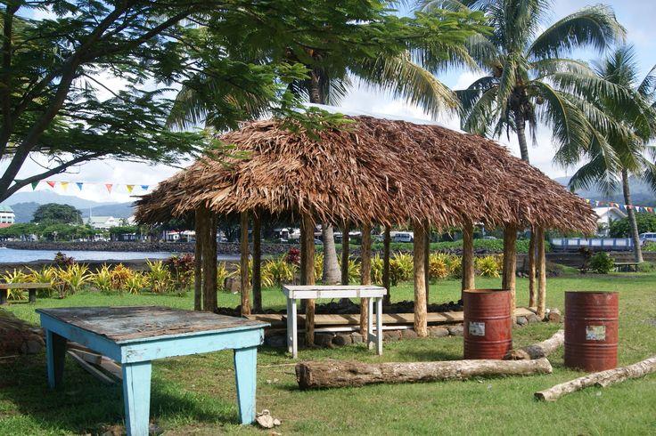 #Travel: Fale, #Apia, #Upulu, #Samoa. Photo: D Rudman
