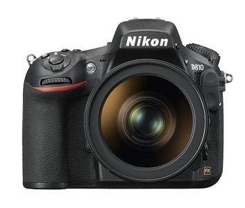 Nikon Europe B.V. - Digitalkameror - Systemkameror - Professionell - D810 - Digital Cameras, D-SLR, COOLPIX, NIKKOR Lenses