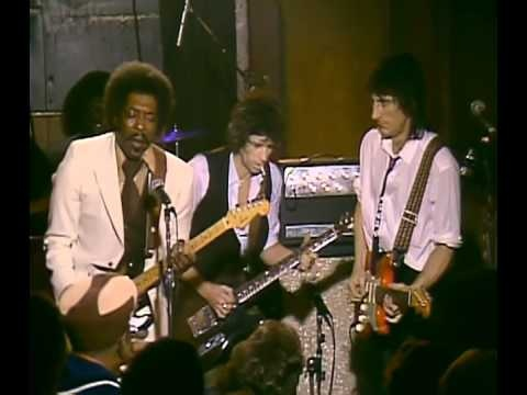 Muddy Waters - The Roling Stones - Live 1981