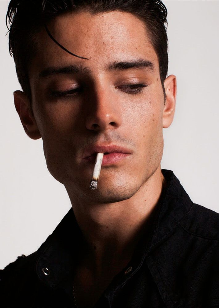 Diego Barrueco In So Emotional Photographed By Syndi