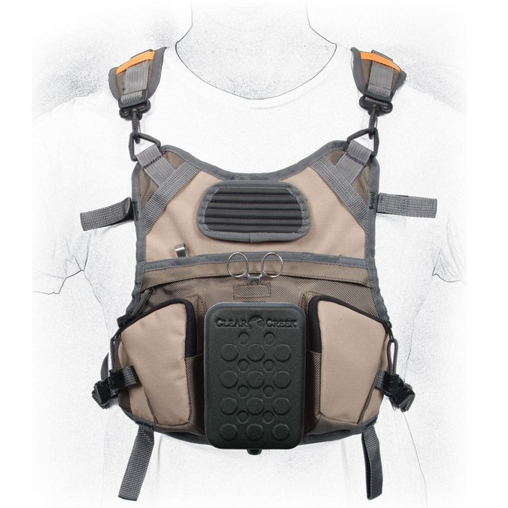 27 best images about chest packs on pinterest vests fly for Fly fishing packs