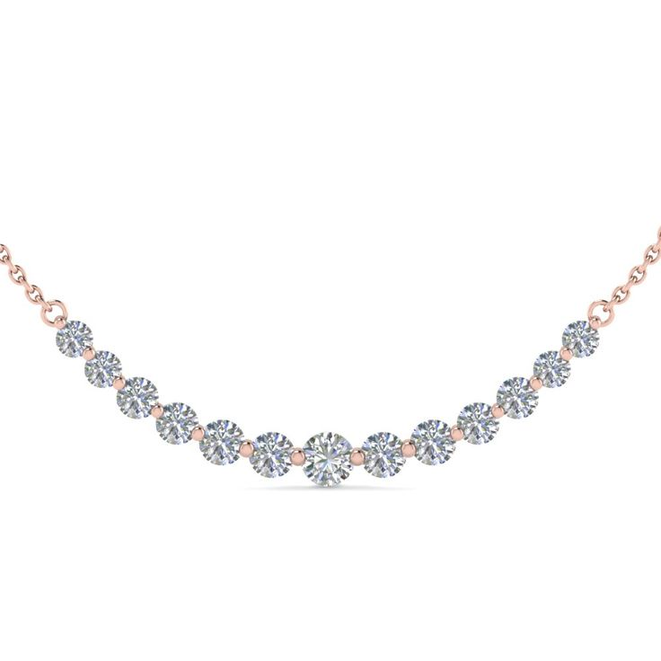 17 Best ideas about Diamond Necklace Simple on Pinterest | Diamond ...