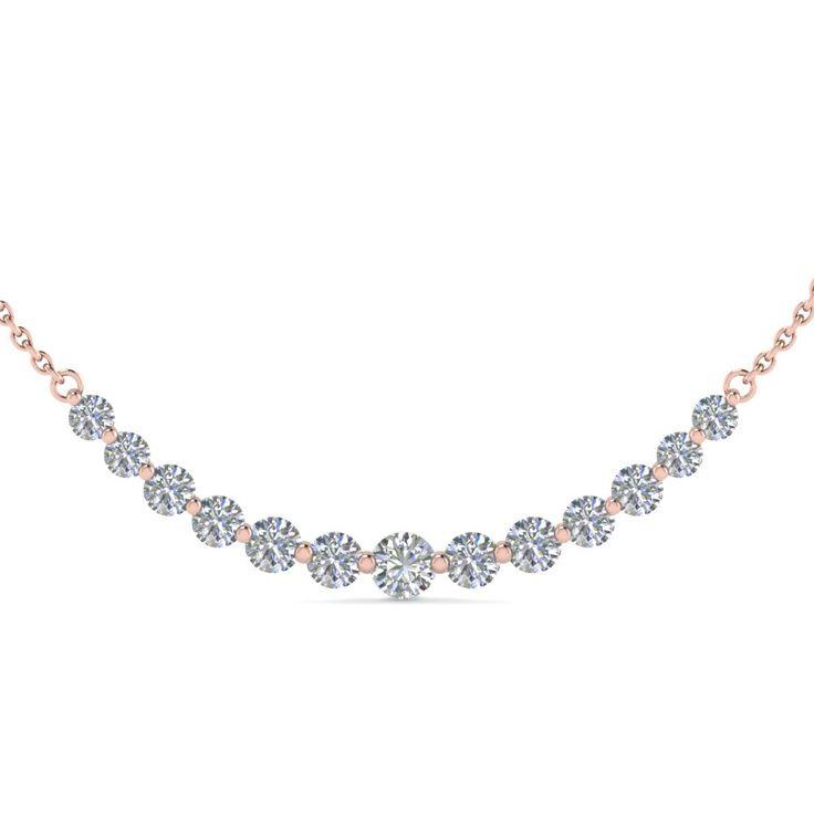 17 Best ideas about Diamond Necklace Simple on Pinterest | Diamond ...