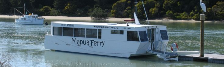 Mapua Ferry, Nelson