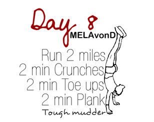 32 best Tough Mudder Workouts images on Pinterest
