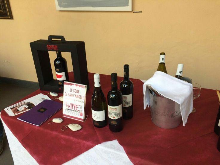 I vini di Sodesantangelo al Wine Show Orvieto