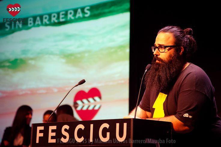 David Galán Galindo. Requetecortos. Fecha: 03/10/2015. Foto: Mariam Useros Barrero/Mausba Foto.