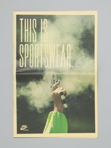 vintage inspired nike ads - type + still imagesLatest Post, Picture-Black Posters, Nike Sportswear, Nike Ad, Illness Studios, Sports Design, Graphics Design Things, Book Jackets, Graphicdesign Things
