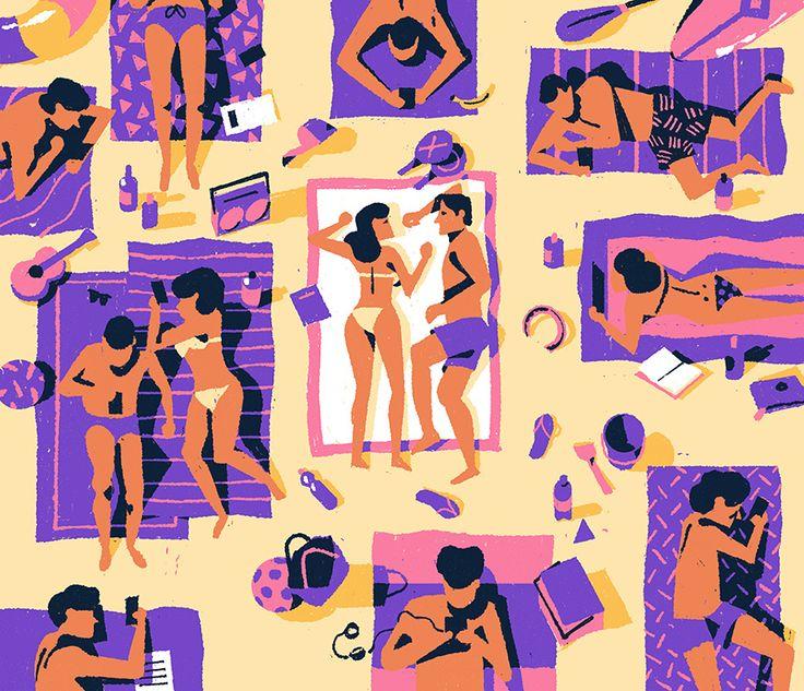Matteo Berton's Portfolio - Datum Magazine