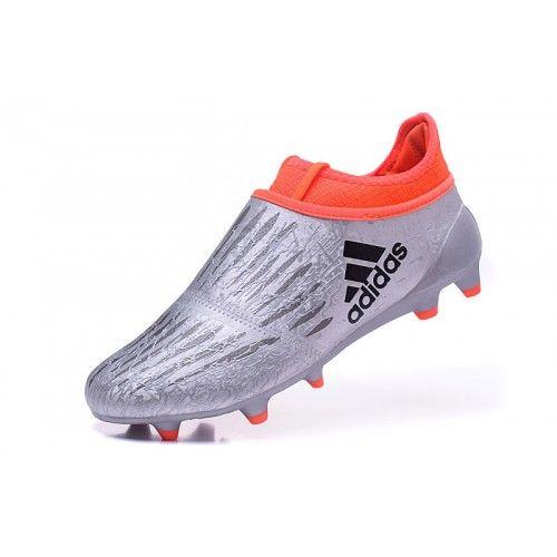Beste Adidas X 16 Purechaos FG AG Solv Oransje Fotballsko -Kjøpe Adidas X Fotballsko