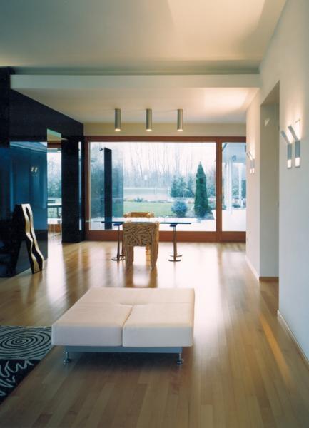Viabizzuno...    I desire open space and giant windows.