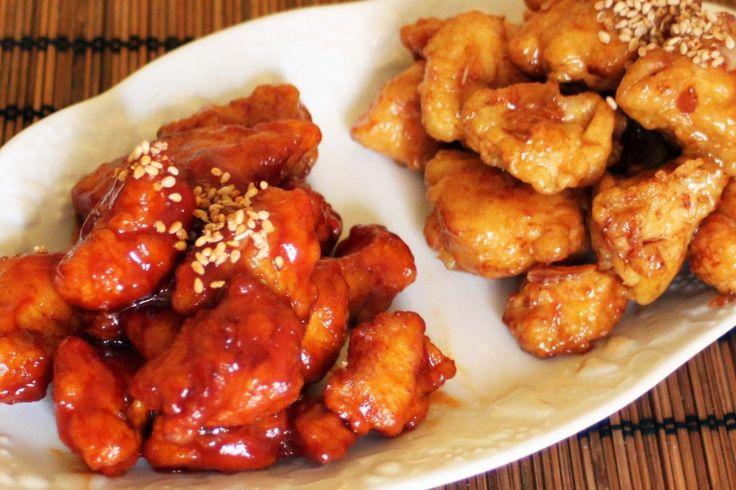 Cuisine coréenne; le Dalk Kangjeong (닭강정) - http://kimshii.com/2013/01/cuisine-coreenne-le-dalk-kangjeong-%eb%8b%ad%ea%b0%95%ec%a0%95.html - corée du sud, cuisine coréenne, kfood, kimshii, kimshii.com, nourriture coréenne, plat coréen, recette coréenne