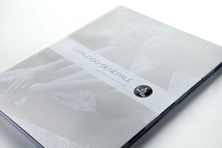Catalogo prodotti per la cosmetica.
