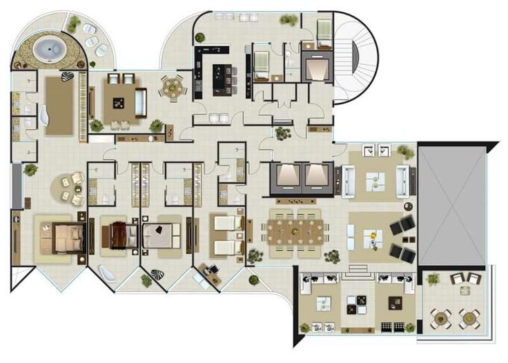 1115 Best Images About Floor Plan P0rn On Pinterest