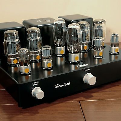 Bewitch-6550-x-4-KT88-Vacuum-Valve-Tube-Hi-end-Integrated-Amplifier-110v-240v-A
