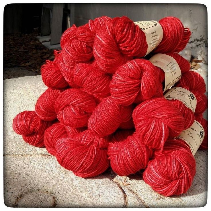 New in the shop! Even if you've always been the love 'em and leave 'em fast type Little Red Corvette will make you slow down and savor every moment you can with this yarn - truly a love that's going to last! You can find this lovely speedster here (http://ift.tt/2qnNAnp). Thanks y'all!