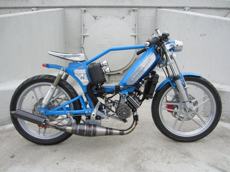 Peugeot 103 70 cm³ Tomahawk