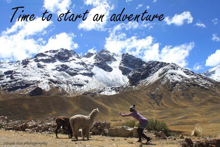 Abra La Raya Pass - Cusco to Puno - Nicole Lisa Photography