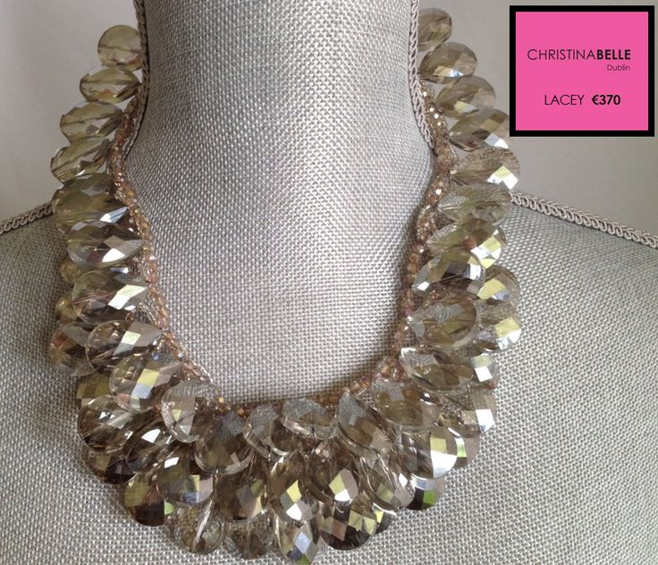 Holiday Ice.  Lacey €370.  ChristinaBelle 0862600001