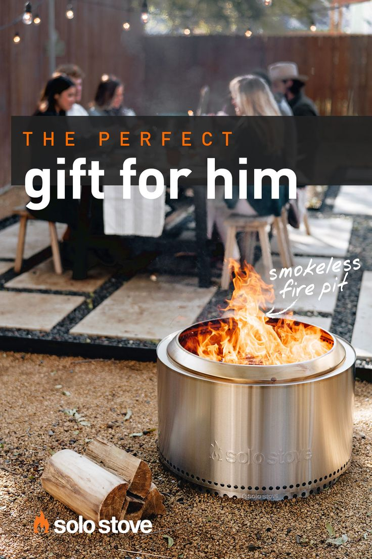 Light up the new year with a spectacular solo stove fire