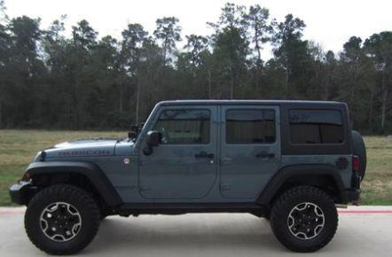 Hey good looking, I'm still here…waiting for you. For reals, this 2014 Jeep Wrangler Unlimited Rubicon Hard Rock Edition #MondayFridayDeal is a SERIOUSLY good deal at $37,670. You get the killer off-road capabilities of a Jeep, with a TON of options and an upgraded interior that makes you feel like you're in a luxury vehicle. Don't forget, we'll deliver her to your front door anywhere in the contiguousl U.S. free of charge. This rock-bottom offer goes bye-bye tomorrow! So call us or email us…