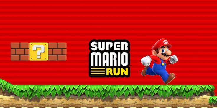Super Mario Run  Nintendo invente le jeu gratuit à 999