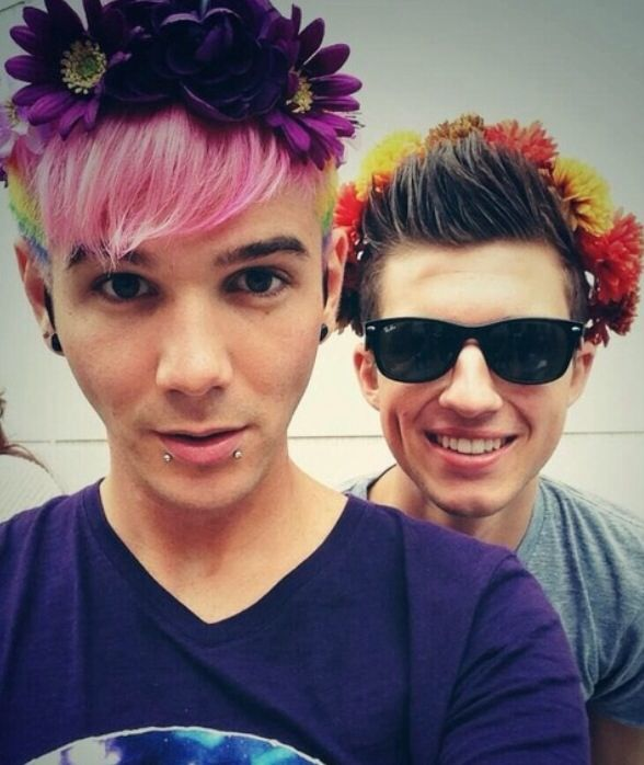 Matthew Lush and Nick Laws  ❤  http://www.youtube.com/LUSH
