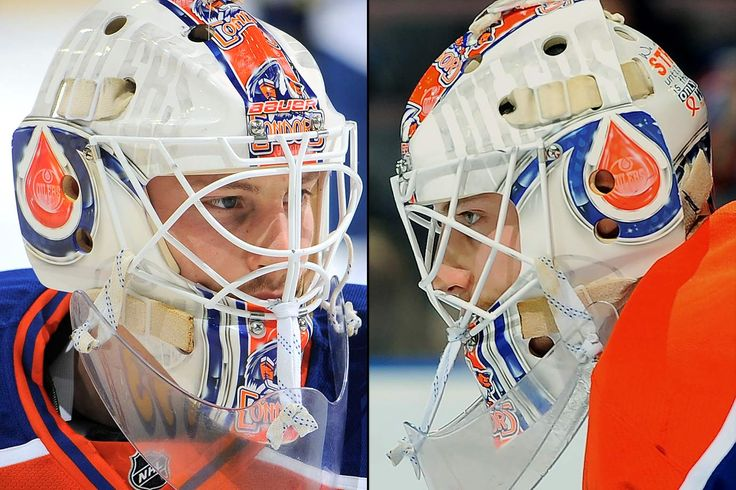 NHL Goalie Masks by Team (2016)