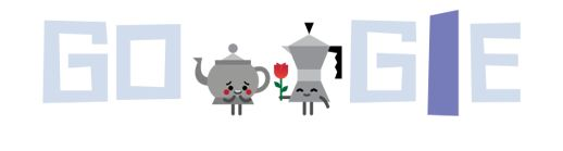 Schönen Valentinstag! #GoogleDoodle
