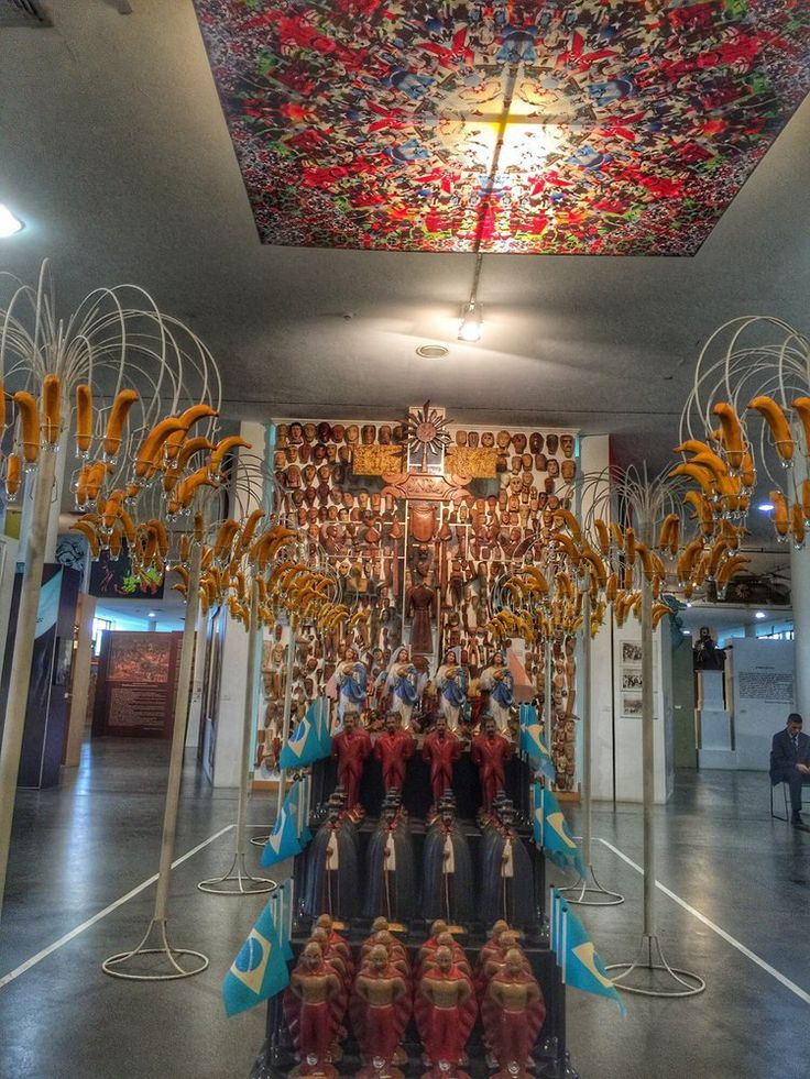 Museu Afro Brasil - São Paulo - SP, Brasil
