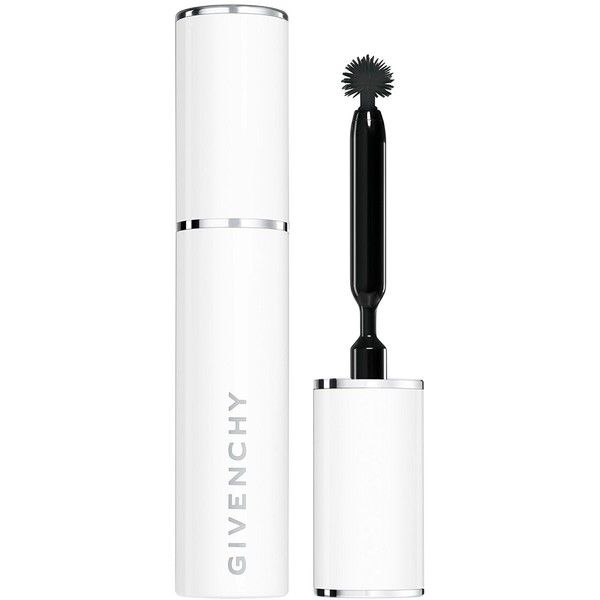 Givenchy PHENOMEN'EYES Waterproof Panoramic Mascara/.24 oz. (575 MXN) ❤ liked on Polyvore featuring beauty products, makeup, eye makeup, mascara, givenchy, givenchy mascara and eye makeup remover