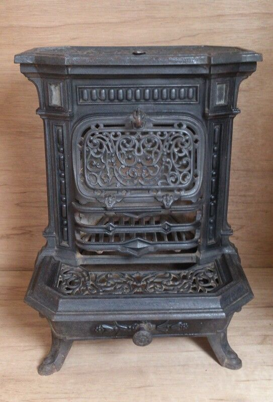Godin Antique French Stove French Stove French Antiques