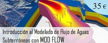 MOD FLOW es un modelador de flujo por diferencias finitas desarrollado por el Servicio Geológico de los Estados Unidos, el cual consiste de un código fuente que resuelve mediante interacciones la ecuación de flujo del agua subterránea. Se usa en hidrogeología para simular el flujo subterráneo de cualquier acuífero. El programa es de código libre.