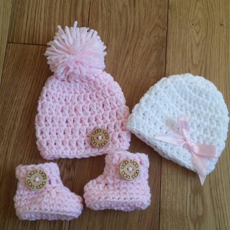 Crochet Baby ideas https://www.facebook.com/Handmade-Baby-Boutique-596479707099060/