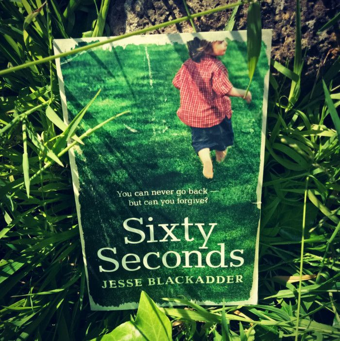 Sixty Seconds by Jesse Blackadder book review