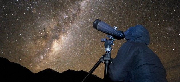 Big Sky Stargazing   Mt Cook Accommodation - Hermitage Hotel