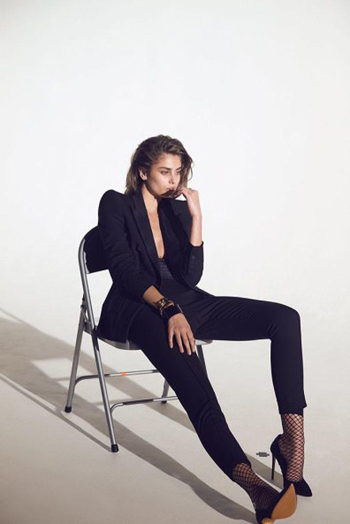 Тейлор Хилл в рекламной кампании Alexandre Vauthier (Интернет-журнал ETODAY)